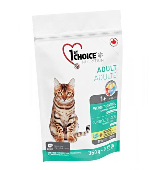 1st CHOICE cat Weight Control Adult