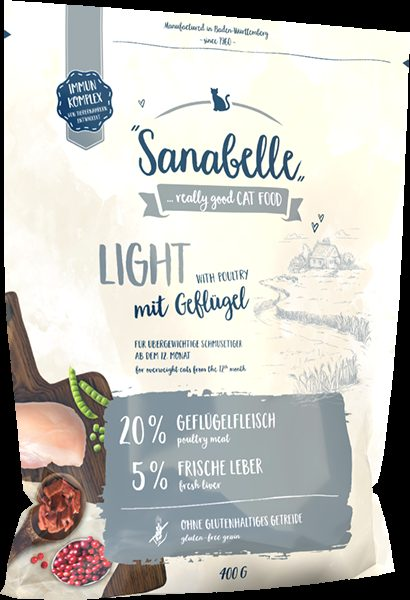 Bosch Sanabelle Light